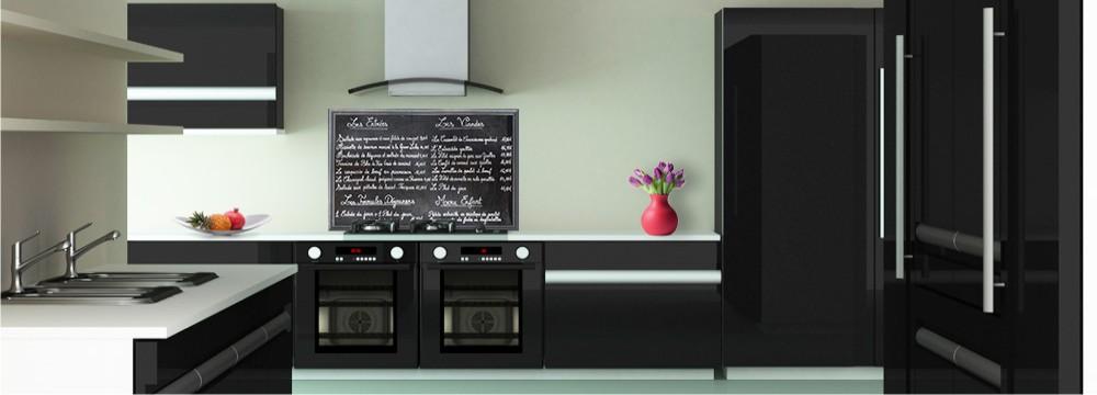 meuble cuisine bistrot
