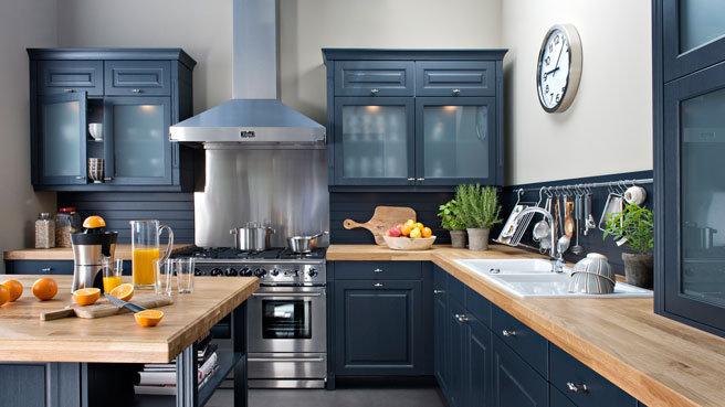 Rnover sa cuisine  quelle couleur choisir   Le blog dcoration de Crdence inox
