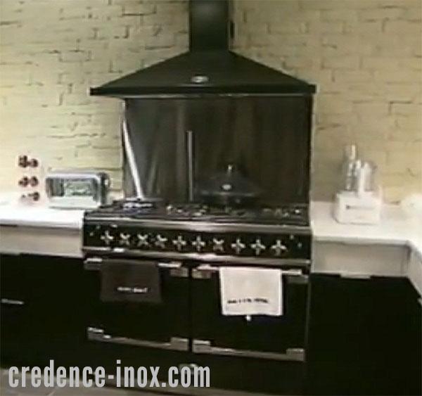 hauteur hotte de cuisine