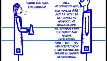 10 Reasons Why Hidden Cancer Cure Conspiracy Theories Fail