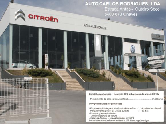 Auto Carlos Rodrigues -chaves