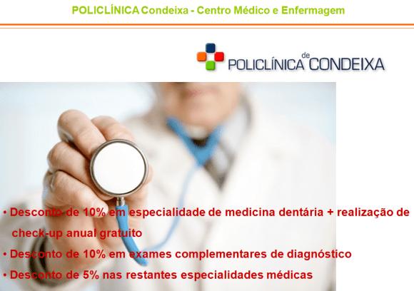 policlinica condeixa