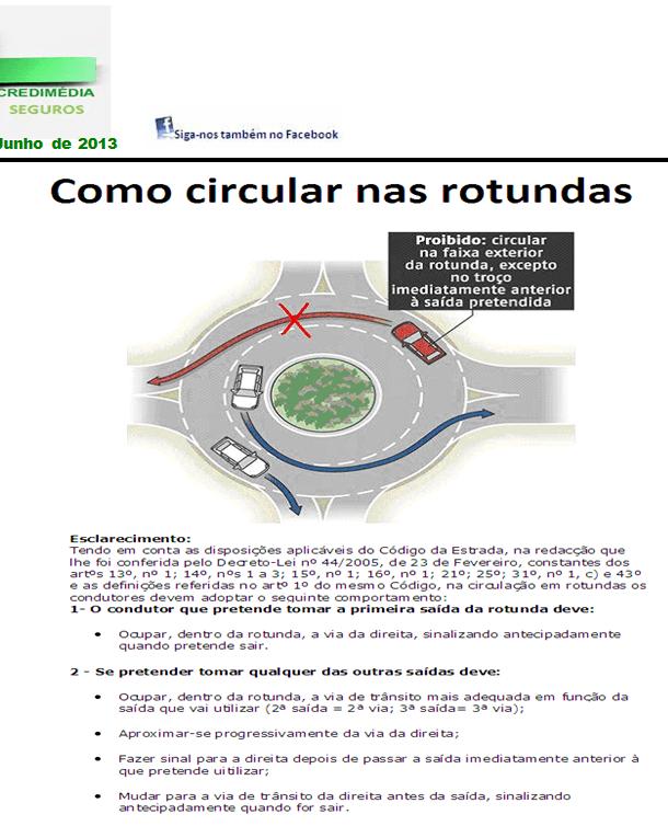 como circular