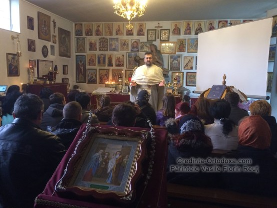 Curs Gratuit de Limba Germana la Biserica Ortodoxa Romana din Straubing * Parintele Vasile Florin Reut * www.credinta-ortodoxa.com