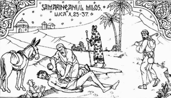 Samarineanul necunoscut * www.credinta-ortodoxa.com