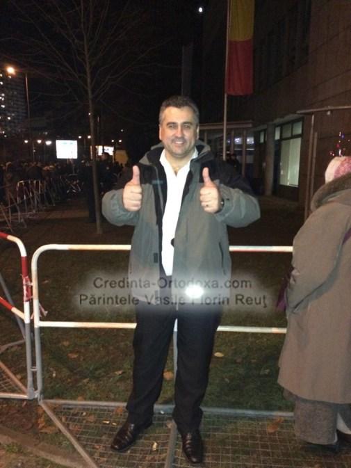 """EXERCITIU DE LIBERTATE: Votul """"liber"""" al romanilor din Diaspora din 16 noiembrie 2014 *www.credinta-ortodoxa.com"""