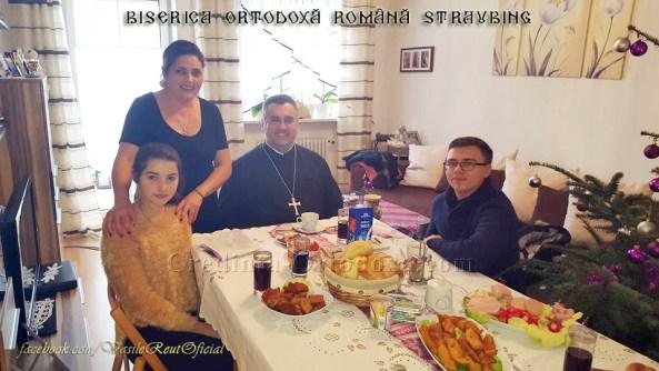 Bucuria de a păstra Credinţa şi Tradiţia Strămoşească: În vizită pastorală de Bobotează, la credincioşii din parohia noastră