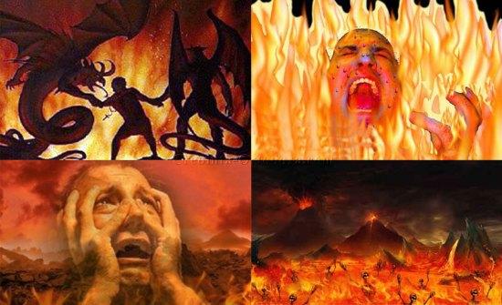 Focul iadului - să ne ferească Bunul Dumnezeu de aşa ceva