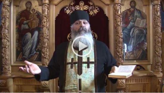 Părintele Calistrat Chifan - Suntem Oi sau capre?