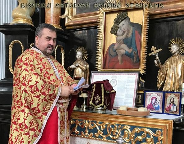40 de Sfinte Liturghii la Parohia Straubing