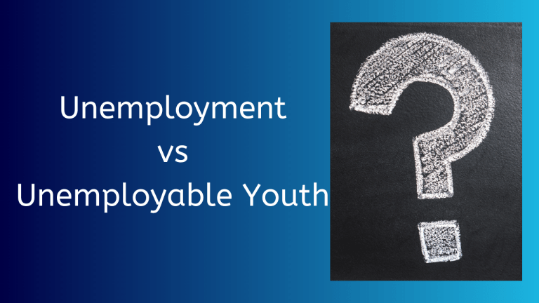 Unemployment vs Unemployable Youth: What's the bigger problem in India?