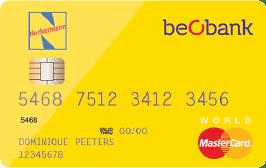 beobank-neckermann-world-mastercard