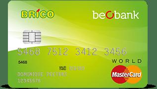 beobank-brico-kredietkaart