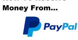 PayPal receive money
