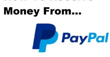 PayPal receive money