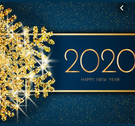 How to Create New Year Cards Online - New Year Cards 2020