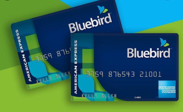 Bluebird Mastercard