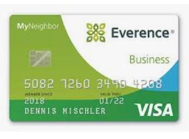 Everence MyNeighbor MasterCard