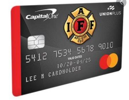 IAFF Primary Access MasterCard