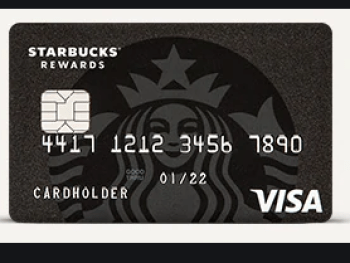 Starbucks Visa® Credit Card