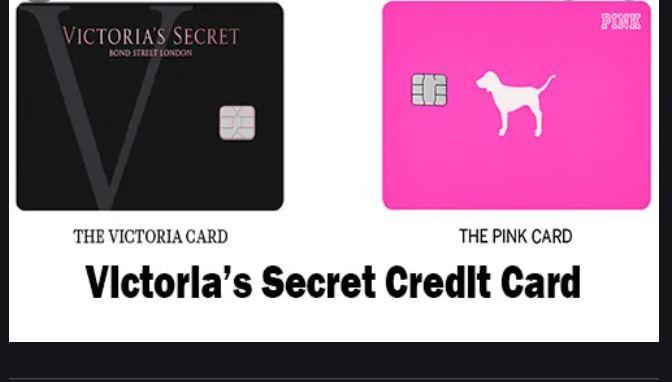 Victoria's Secret Credit Card