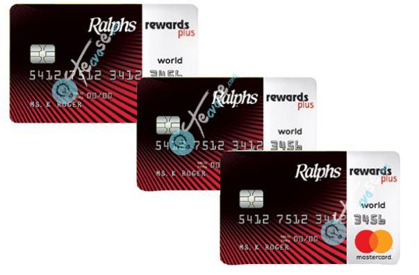 Ralph's Rewards World MasterCard