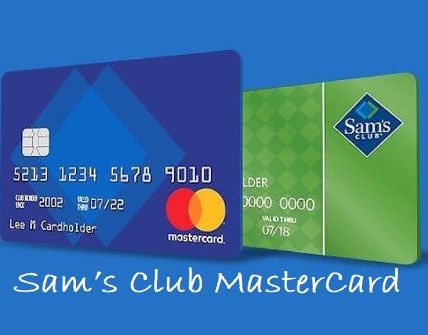 Applying for Sam's Club MasterCard Now