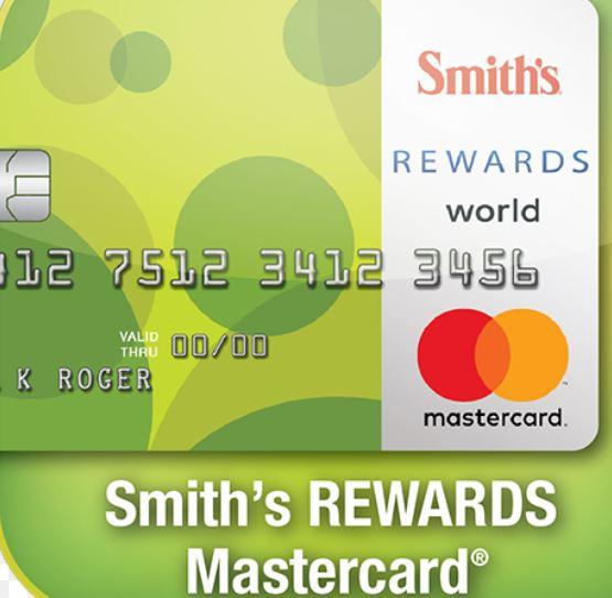 Smith's Rewards World Mastercard