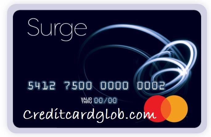 Surge Mastercard Credit Card Benefit