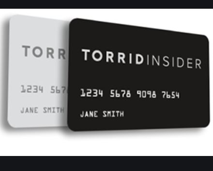 Torrid Credit Card Application