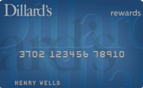 Dillard's Credit Card – Dillard's Credit Card Application – Login