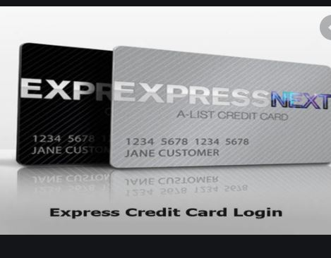 Express Credit Card Login