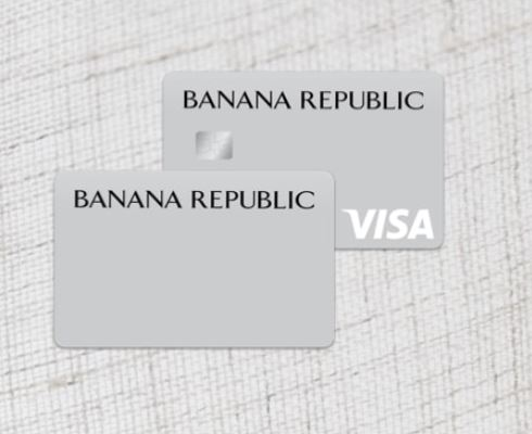How Banana Republic Credit Card Rewards Works