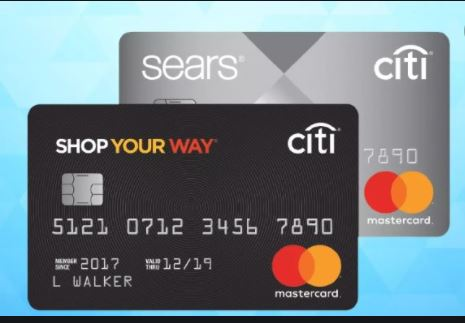 Sears Credit Card Rewards