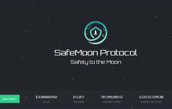 How To Buy Safe Moon