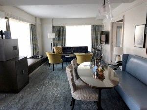 Hotel Review: The Ritz-Carlton Boston Luxury Suite