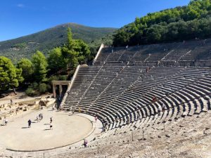 A Day Trip to Mycenae and Epidaurus
