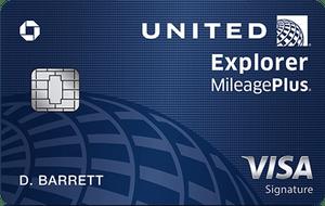 Chase United Explorer