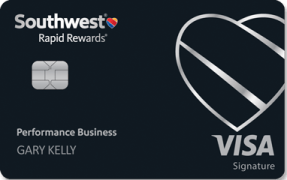 Southwest Performance Business Card