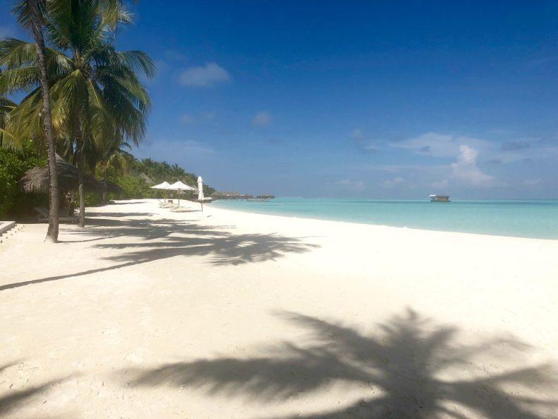 Conrad Maldives Quiet Zone Beach