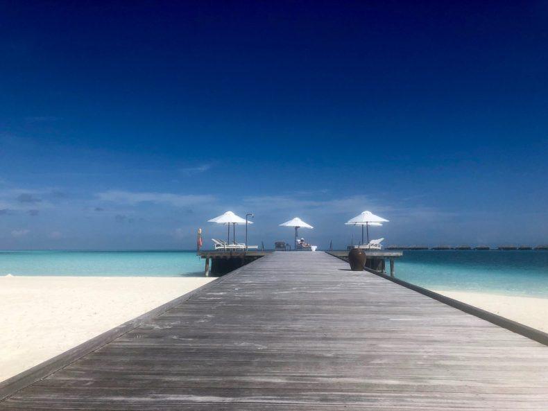 Conrad Maldives Quiet Zone Pool