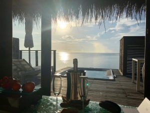 Hotel Review: Conrad Maldives Superior Water Villa