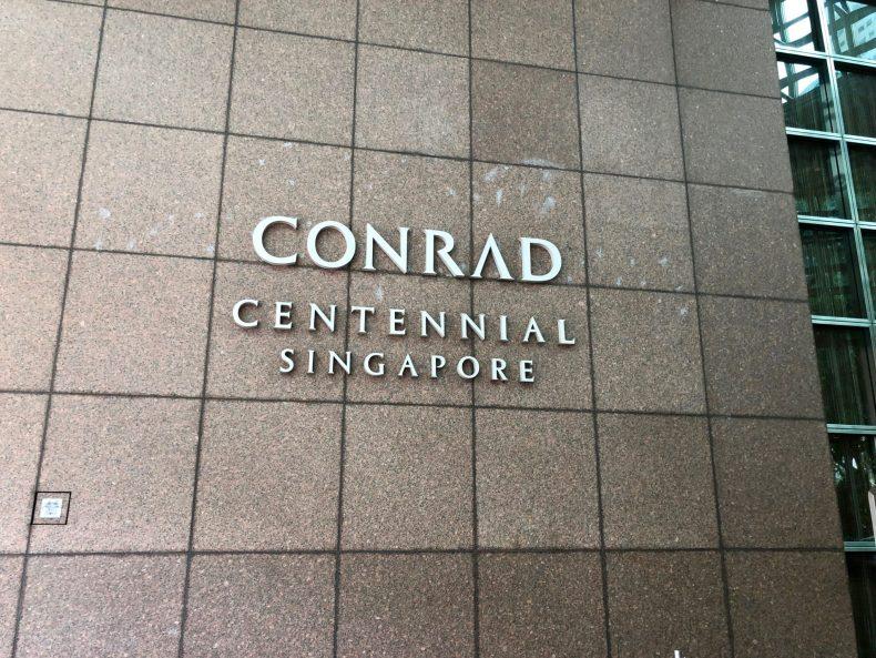Conrad Singapore