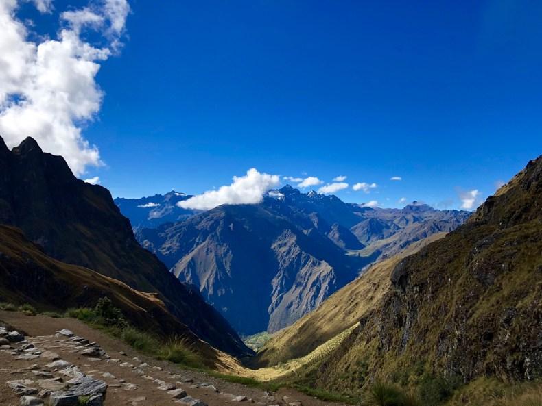 Dead Woman's Pass - Inca Trail