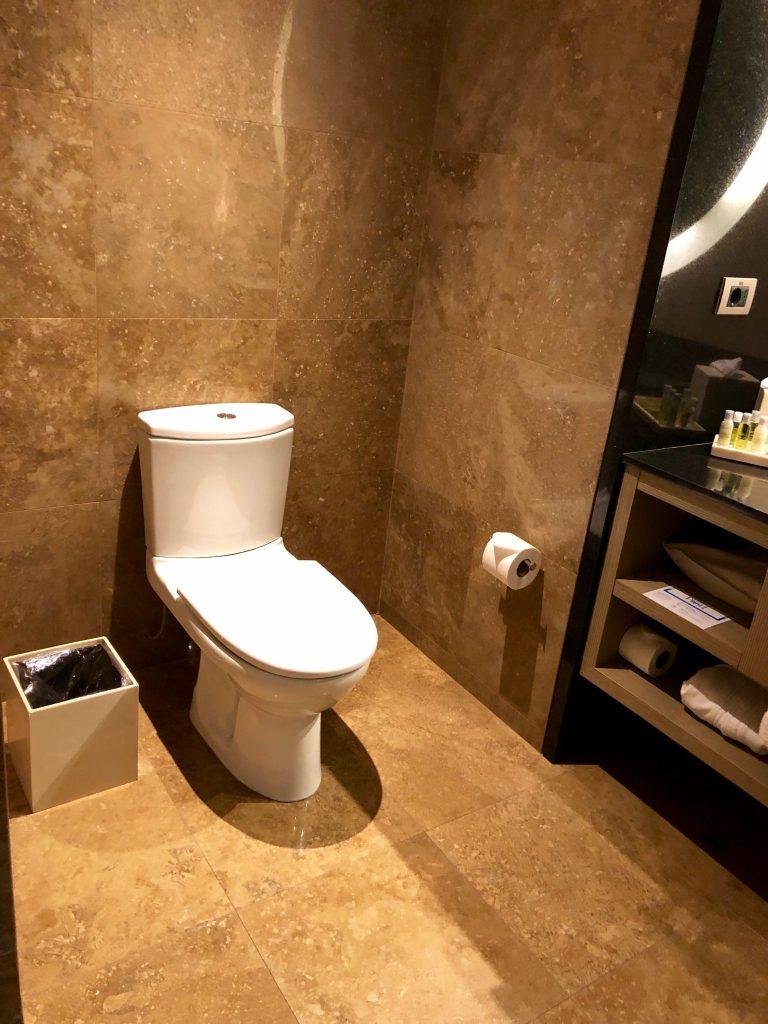 Hilton Lima Miraflores Toilet