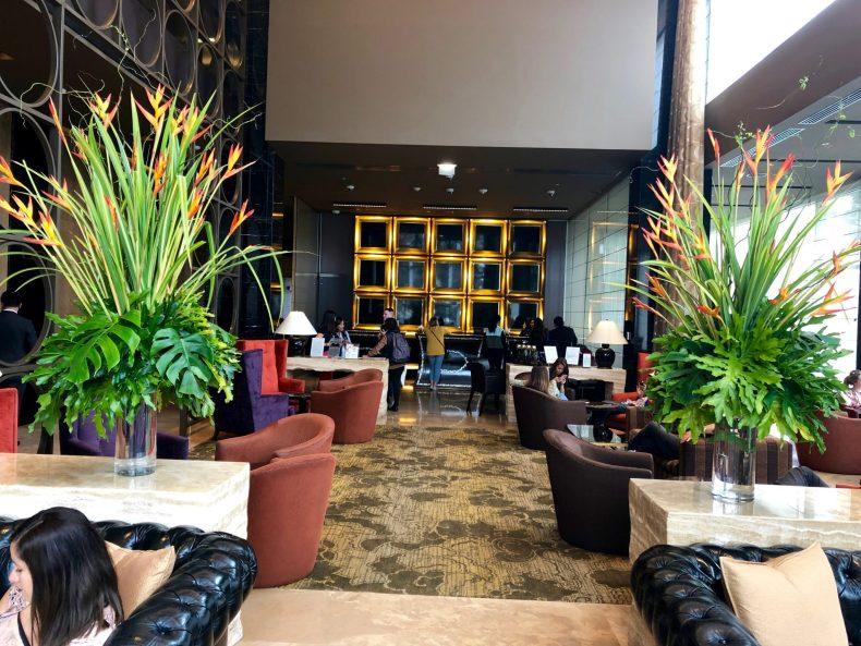 Hilton Lima Miraflores Lobby