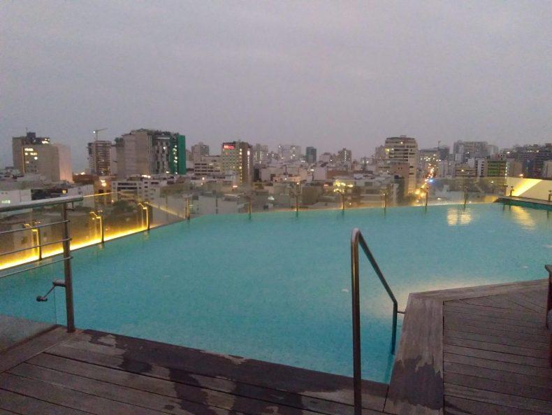 Hilton Lima Miraflores Pool