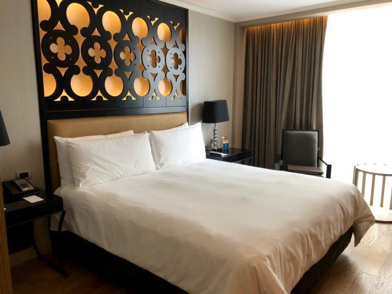 Hilton Lima Miraflores Bed