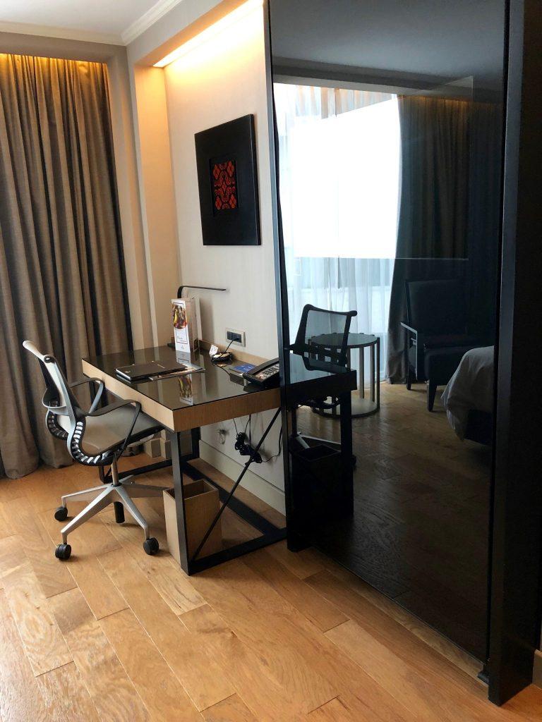 Hilton Lima Miraflores Desk