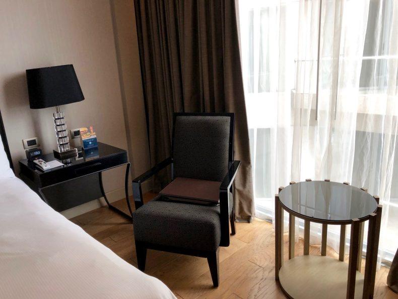 Hilton Lima Miraflores Seating Area